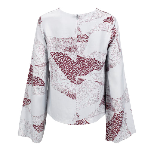 Ancestor Printed Blouse | Tops | Rhumaa | [product_tag] - Fair Bazaar Ethical Living