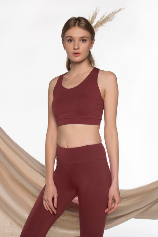 Basic Bra | Activewear | Lando Studio | [product_tag] - Fair Bazaar Ethical Living