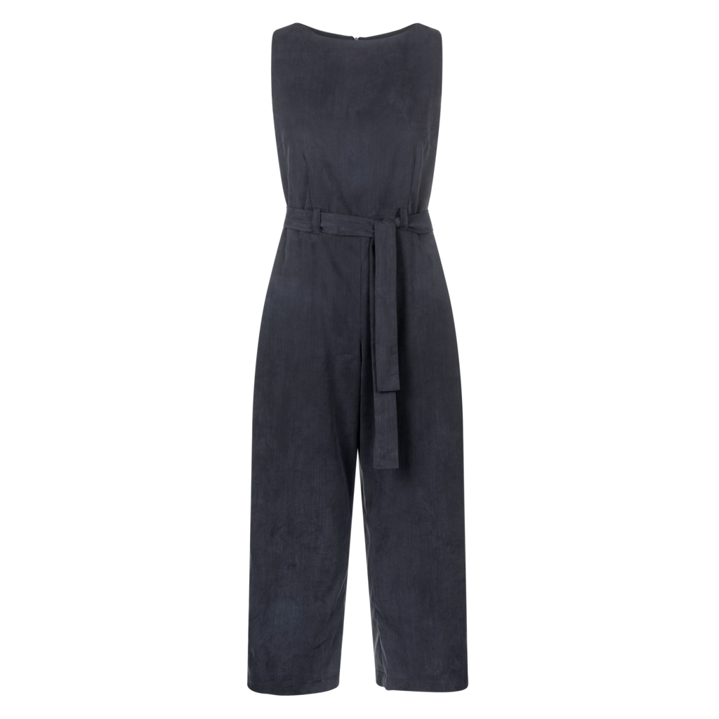 Innocence Jumpsuit | Black Iris | Dresses & Jumpsuits | Rhumaa | [product_tag] - Fair Bazaar Ethical Living