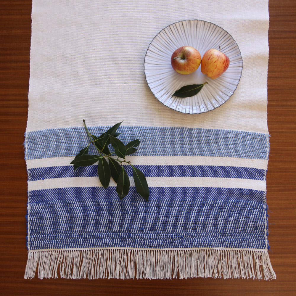 Blue Tablecloth | Home | Teresa Gameiro | [product_tag] - Fair Bazaar Ethical Living