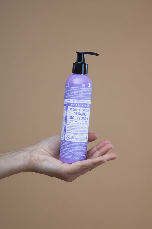 Lavender & Coconut Body Lotion - Fair Bazaar Ethical Living
