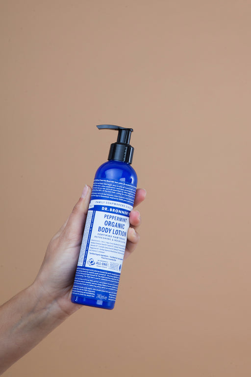 Peppermint Body Lotion | Beauty | Dr. Bronner's | [product_tag] - Fair Bazaar Ethical Living