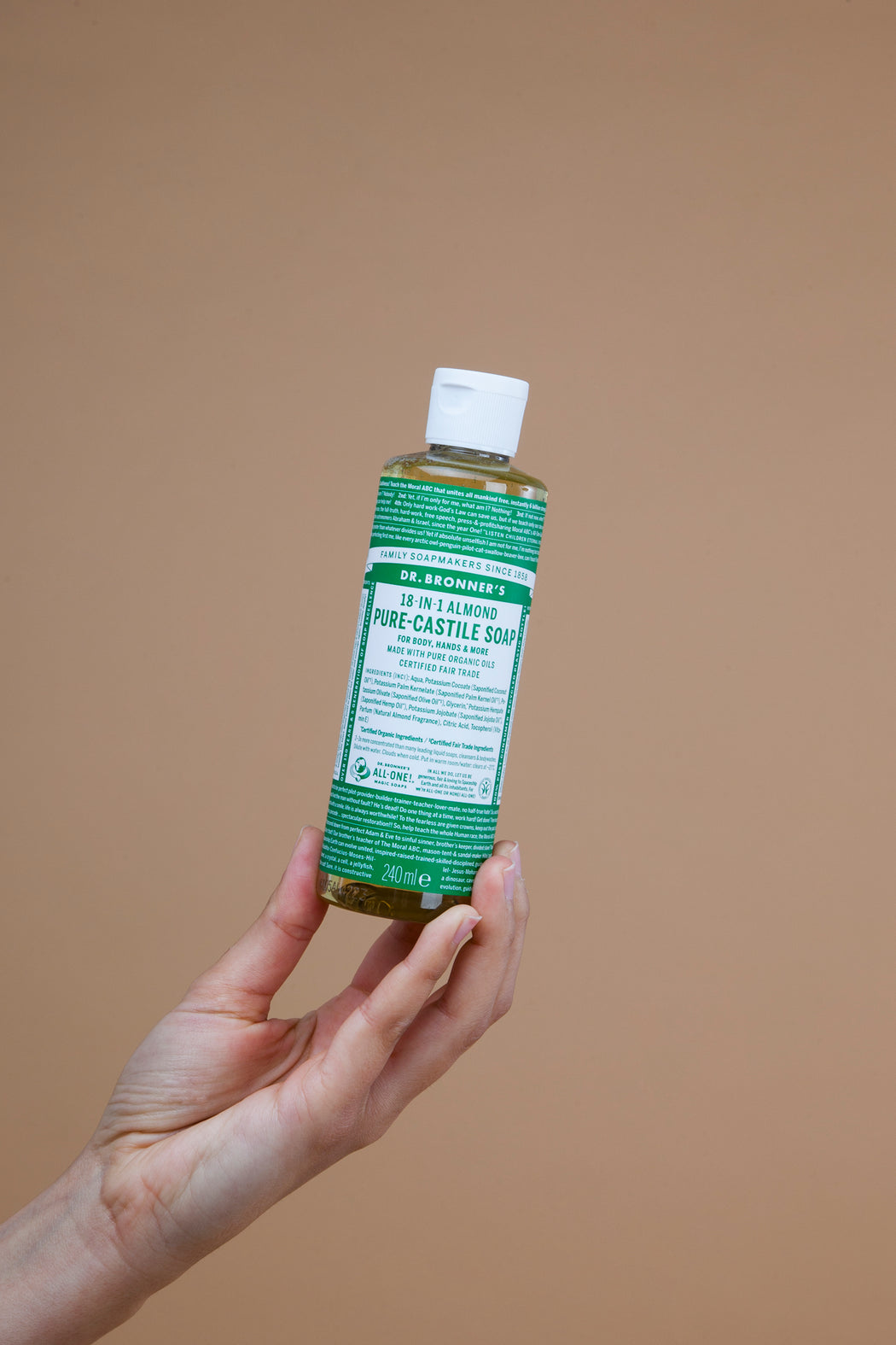 Almond Pure Castille Soap