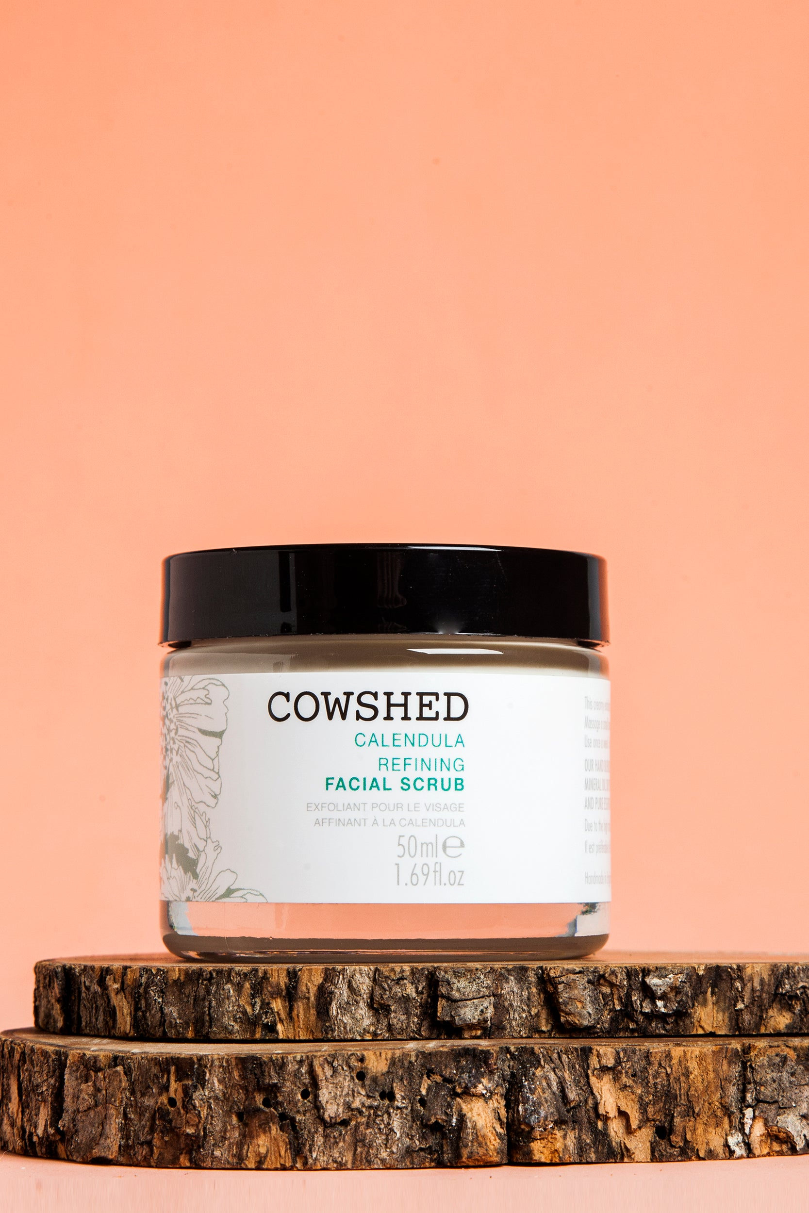 Calendula Face Scrub | Beauty | Cowshed | [product_tag] - Fair Bazaar Ethical Living