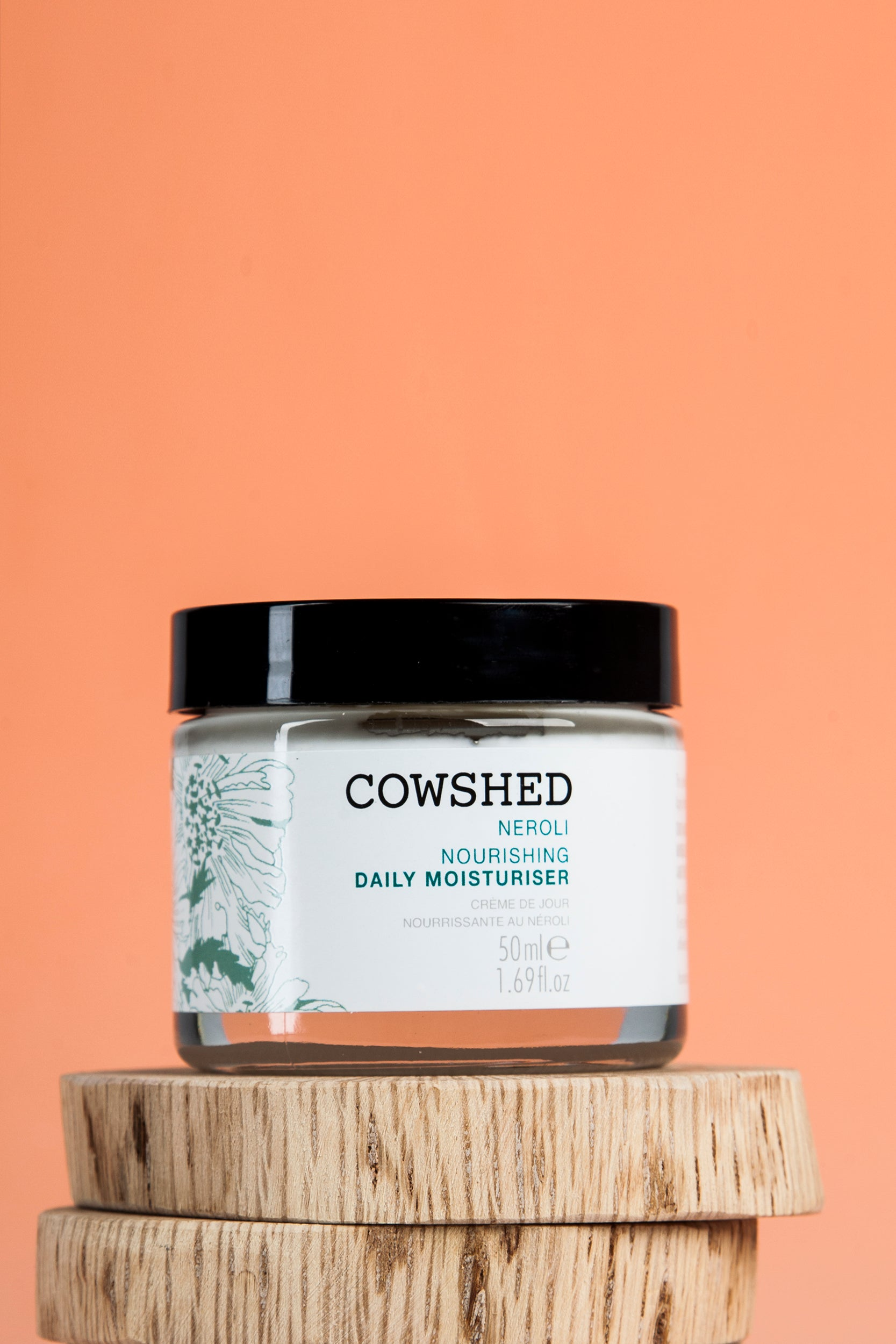 Neroli Daily Moisturiser | Beauty | Cowshed | [product_tag] - Fair Bazaar Ethical Living
