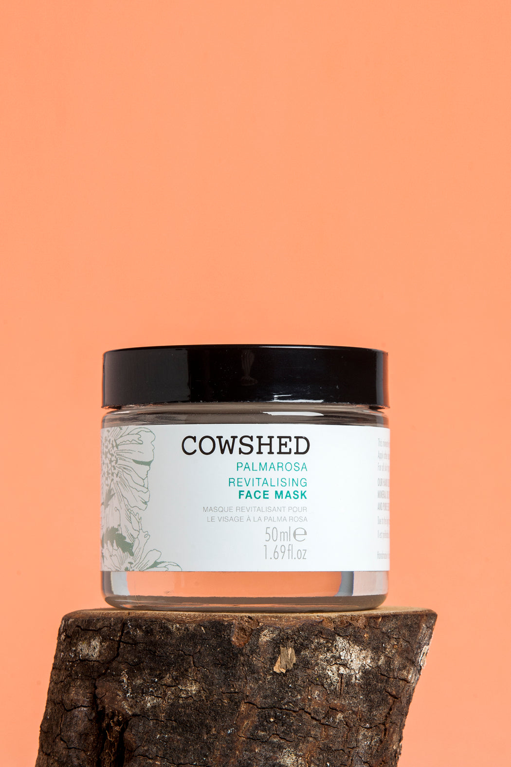 Palmarosa Face Mask | Beauty | Cowshed | [product_tag] - Fair Bazaar Ethical Living
