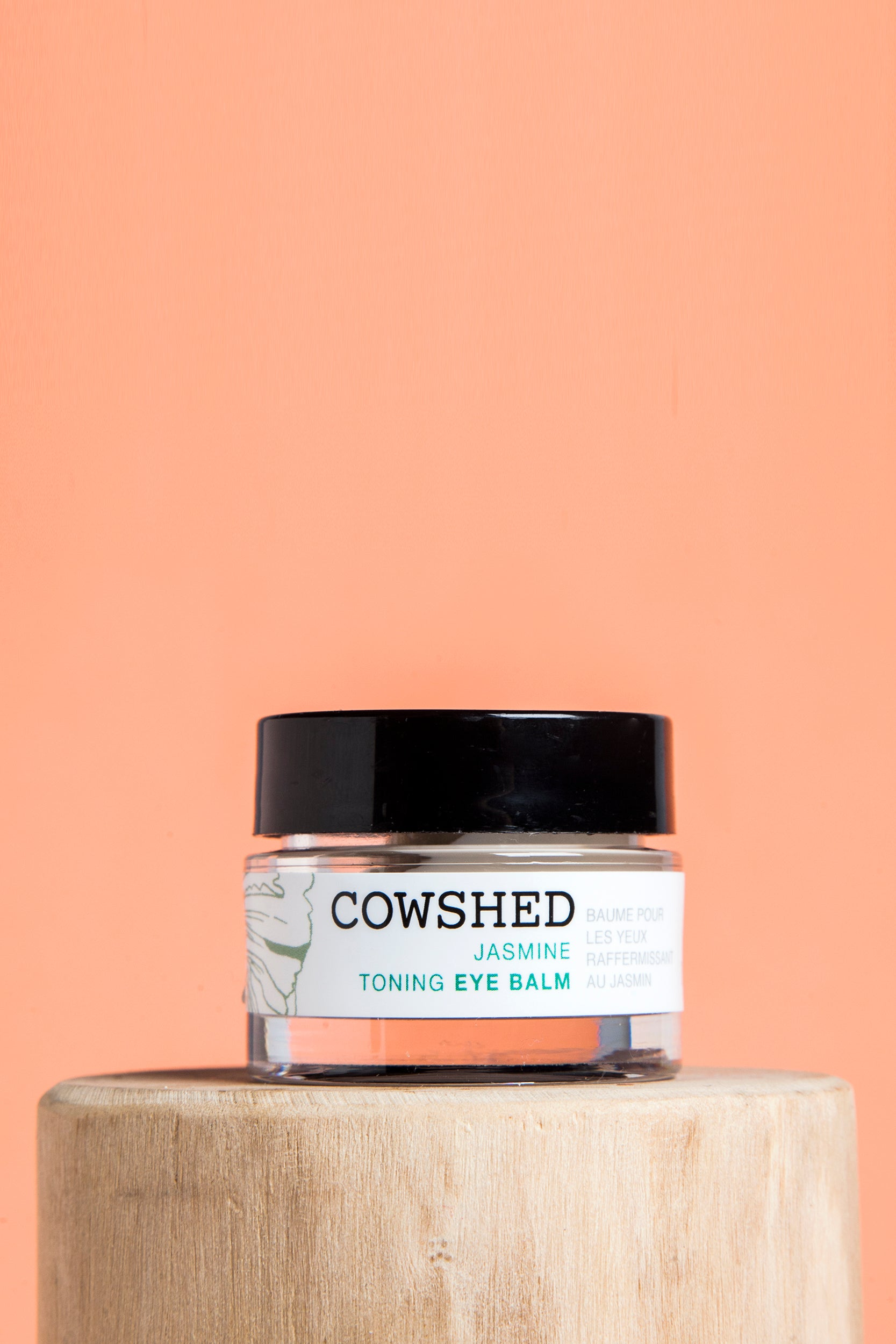 Jasmine Eye Balm | Beauty | Cowshed | [product_tag] - Fair Bazaar Ethical Living