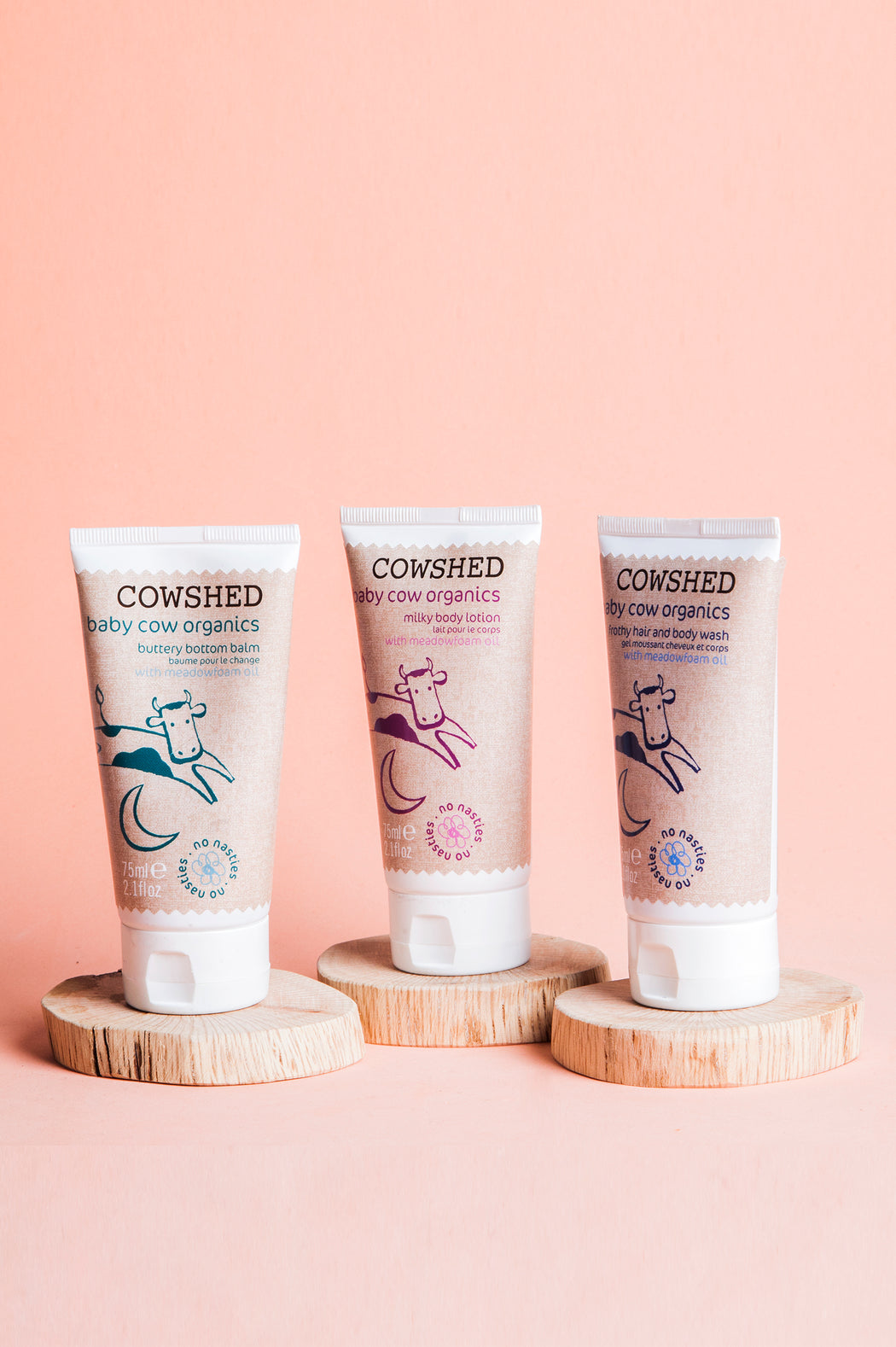 Baby Cow Organic Set | Body care | Cowshed | [product_tag] - Fair Bazaar Ethical Living