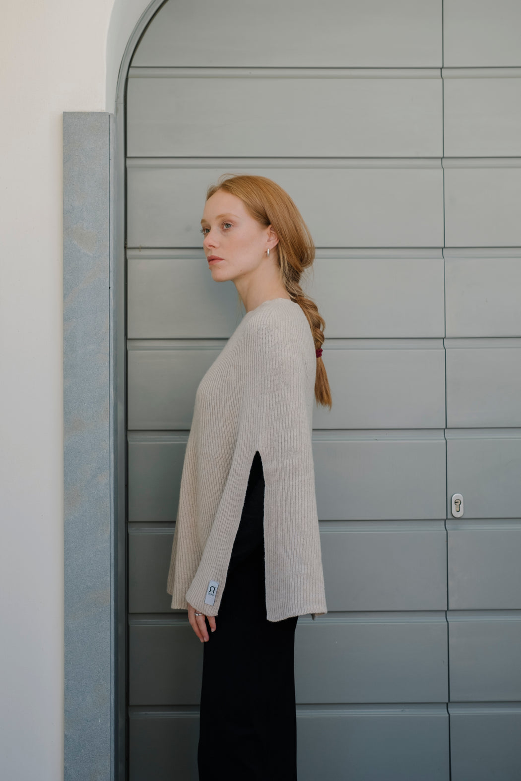 Poncho Anna | Tops | Rifò Lab | [product_tag] - Fair Bazaar Ethical Living