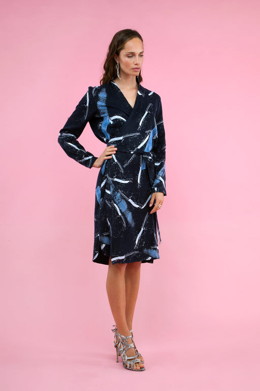 Togetherness Wrap Dress | Dresses & Jumpsuits | Rhumaa | [product_tag] - Fair Bazaar Ethical Living