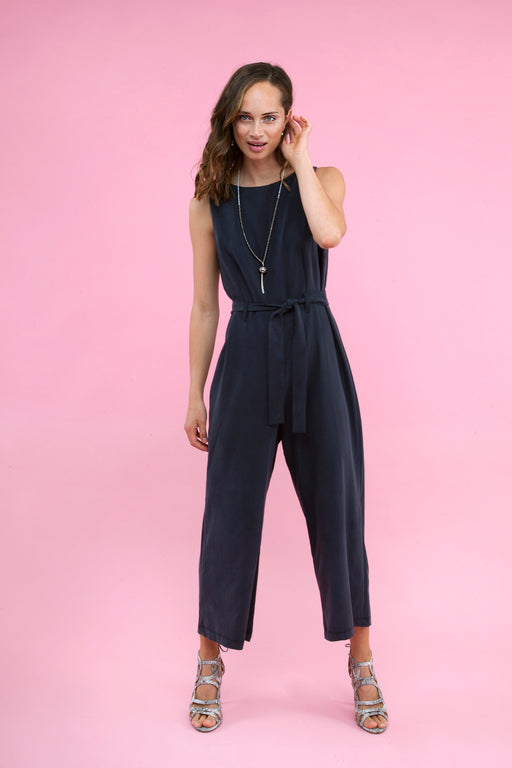 Innocence Jumpsuit | Black Iris
