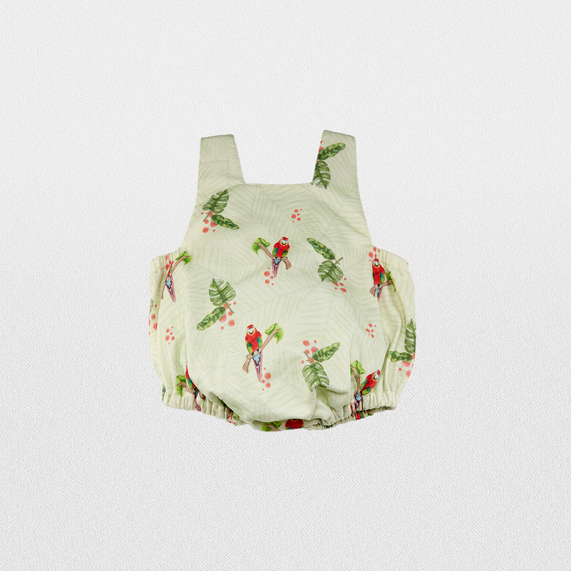 Romper Arara | Bodies & Babygrows | One of Us | [product_tag] - Fair Bazaar Ethical Living