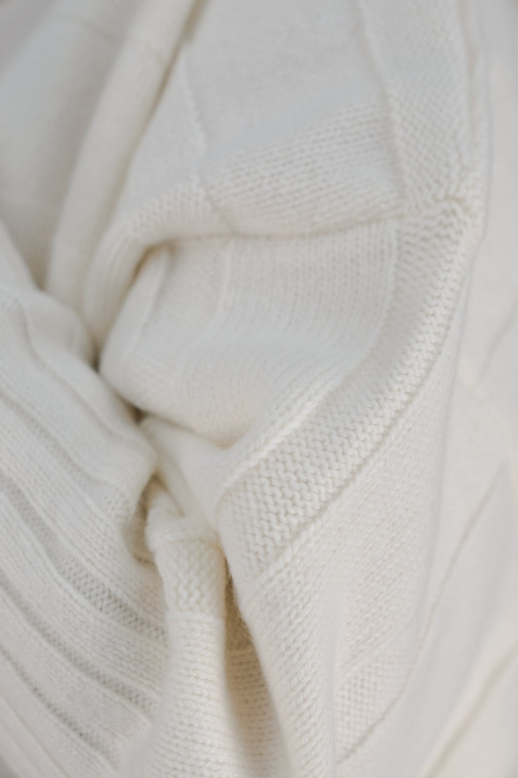 James Cashmere Blend Sweater | Tops | Francis Stories | [product_tag] - Fair Bazaar Ethical Living