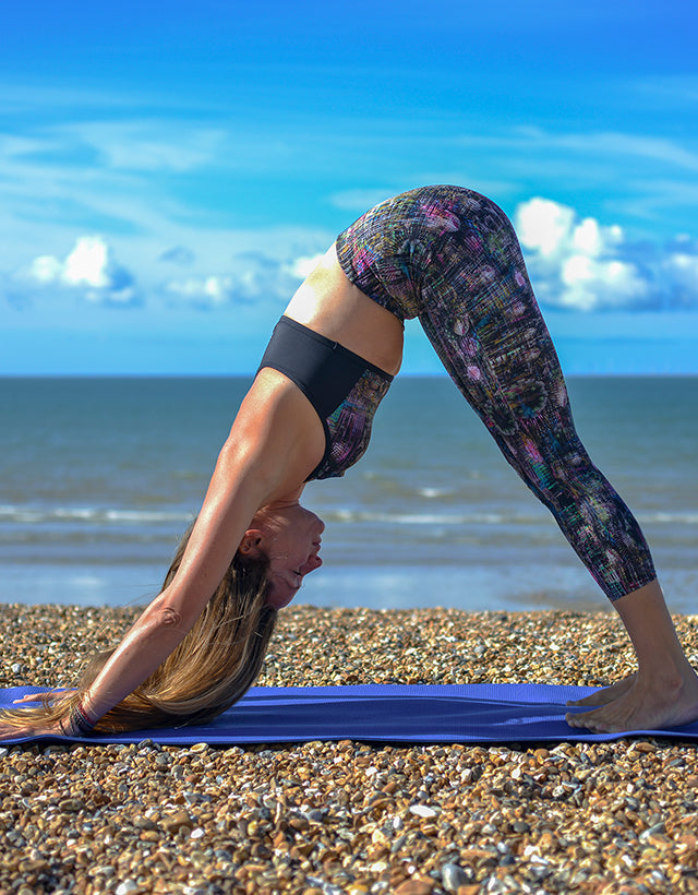 Sports Legging | Activewear | Ruby Moon | [product_tag] - Fair Bazaar Ethical Living