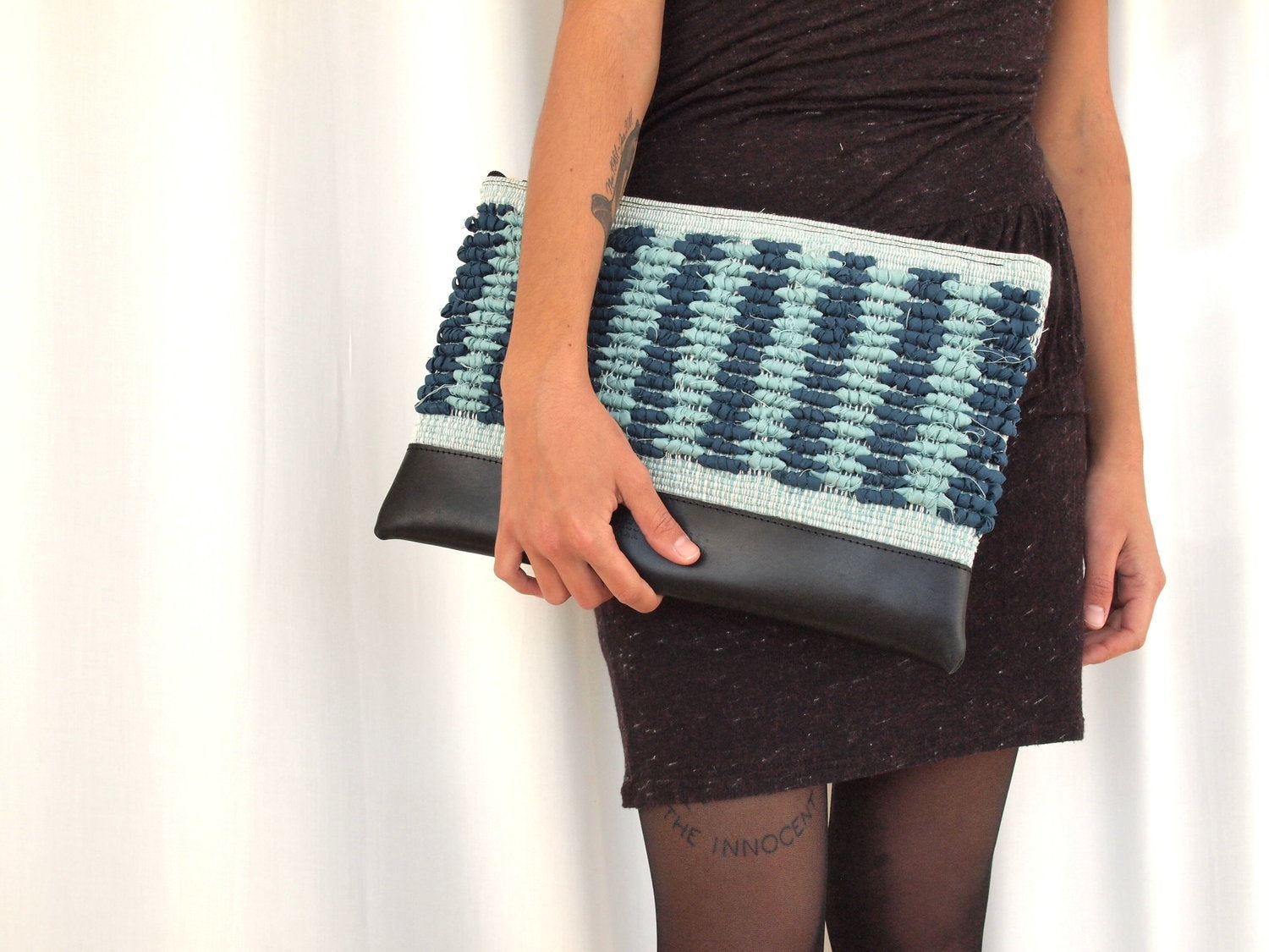 Green Paradise Clutch | Accessories | Teresa Gameiro | [product_tag] - Fair Bazaar Ethical Living