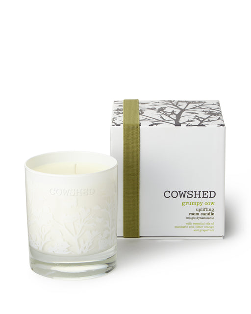 Uplifting Room Candle | Grumpy Cow | Home | Cowshed | [product_tag] - Fair Bazaar Ethical Living