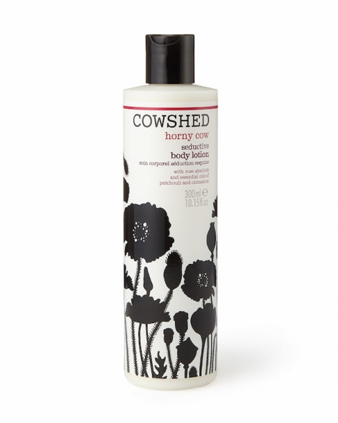 Seductive Body Lotion | Horny Cow | Beauty | Cowshed | [product_tag] - Fair Bazaar Ethical Living