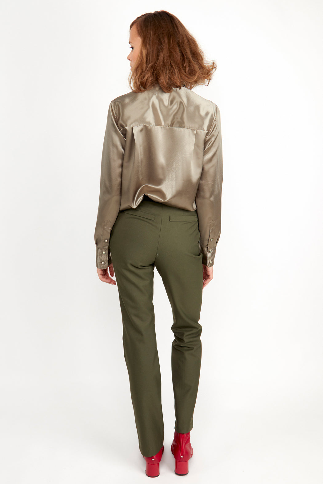 Catarina Shirt Khaki
