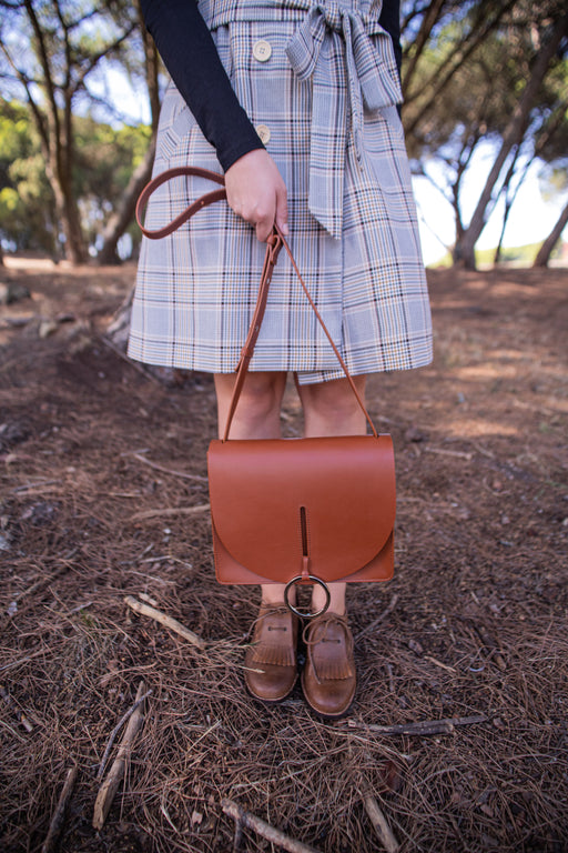 Laura Box Bag | Bags & Backpacks | Antonio Handmade | [product_tag] - Fair Bazaar Ethical Living