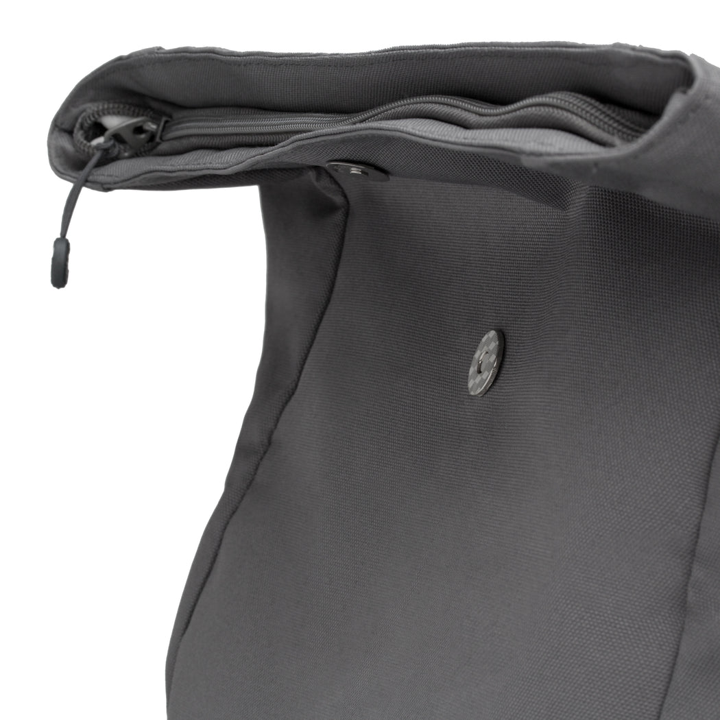 Eco Roll Backpack | Black