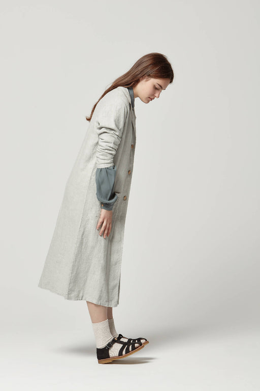 Coat Victoria Cloud Grey