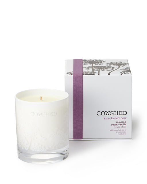 Relaxing Candle | Knackered Cow