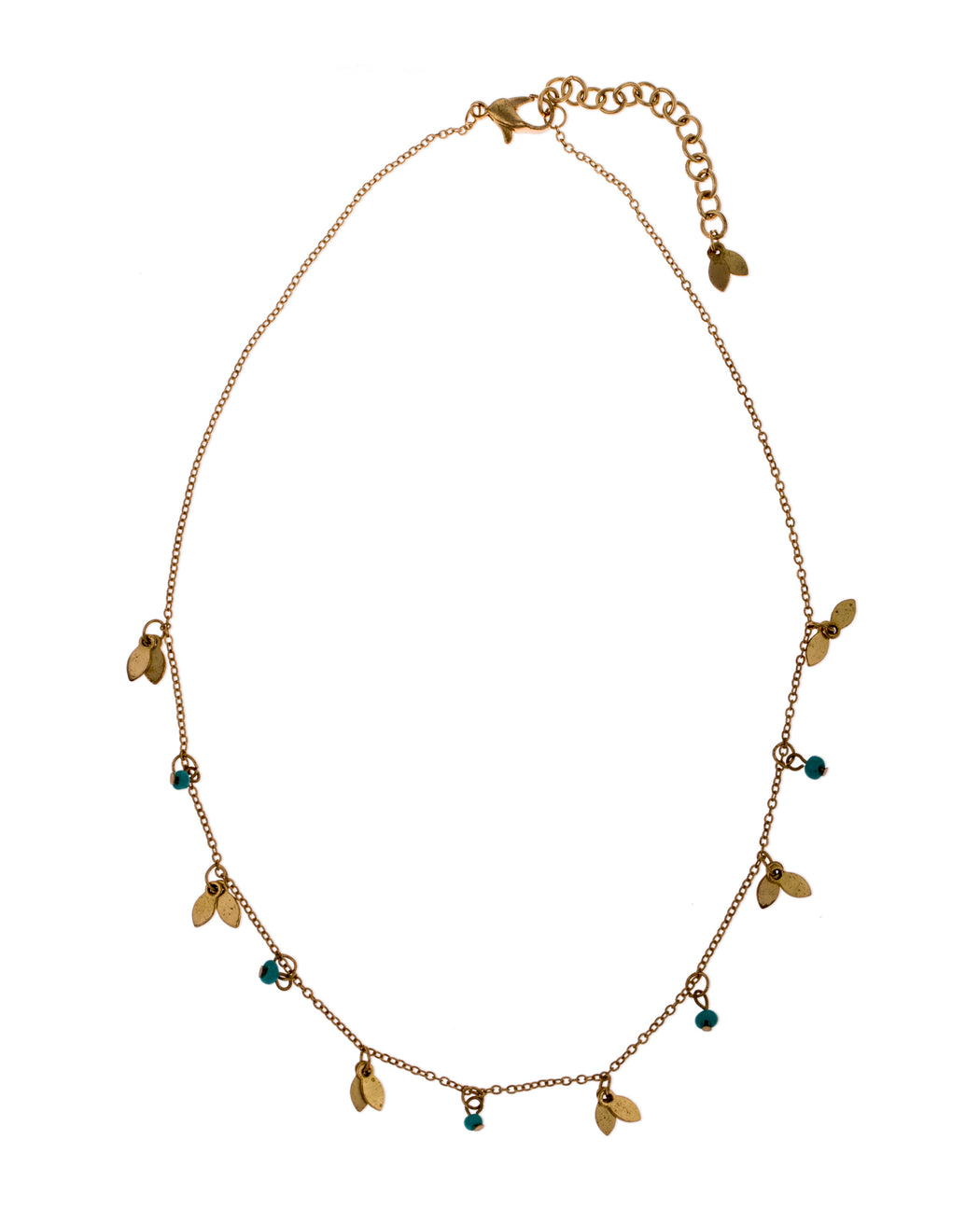 Komal Necklace | Accessories | Daughters of The Ganges | [product_tag] - Fair Bazaar Ethical Living