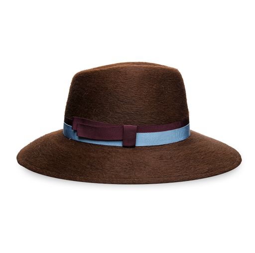 Krysia Brown Hat