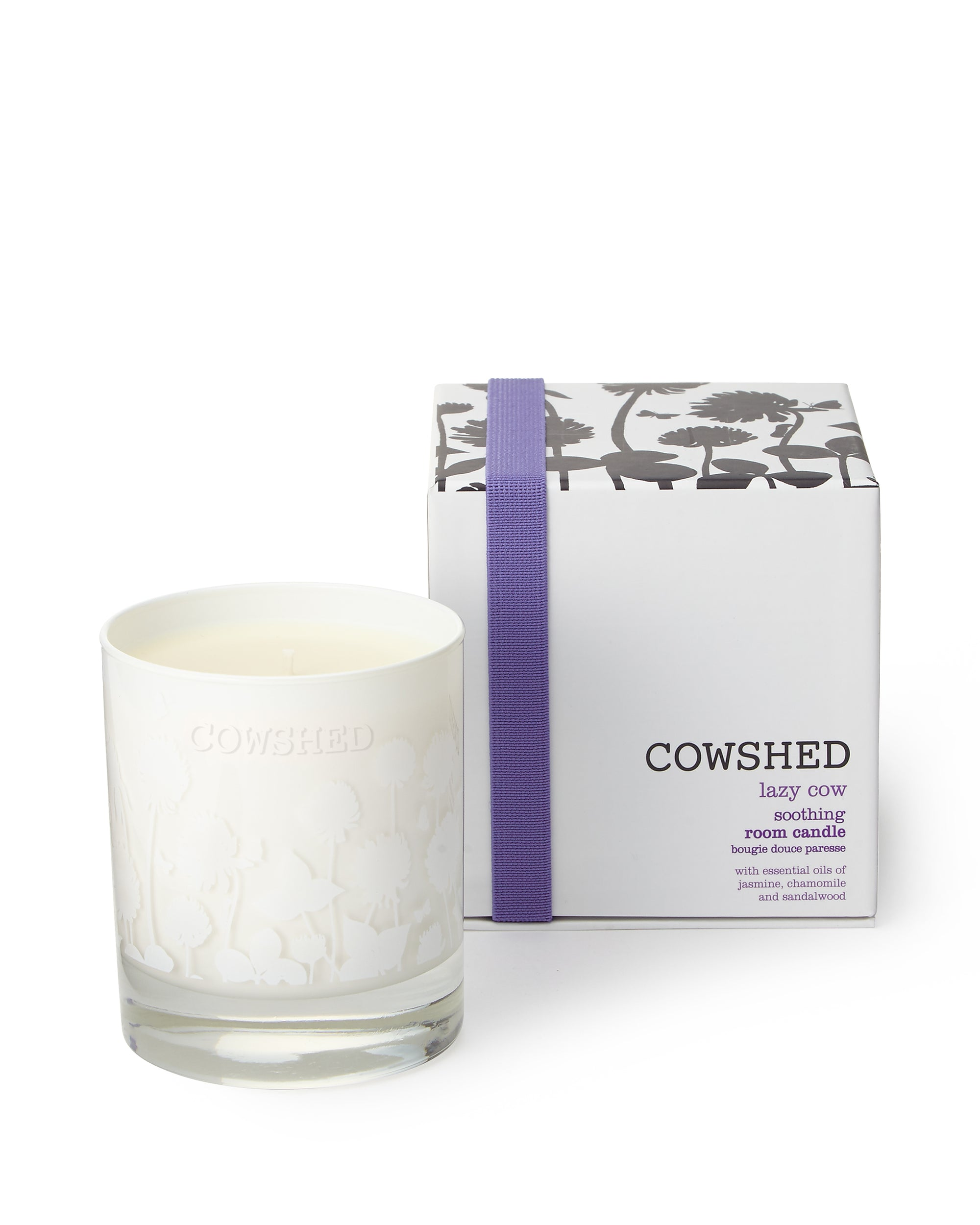 Soothing Room Candle | Lazy Cow | Home | Cowshed | [product_tag] - Fair Bazaar Ethical Living