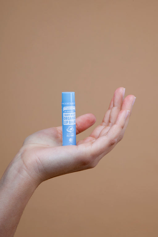 Unscented Lip Balm | Beauty | Dr. Bronner's | [product_tag] - Fair Bazaar Ethical Living
