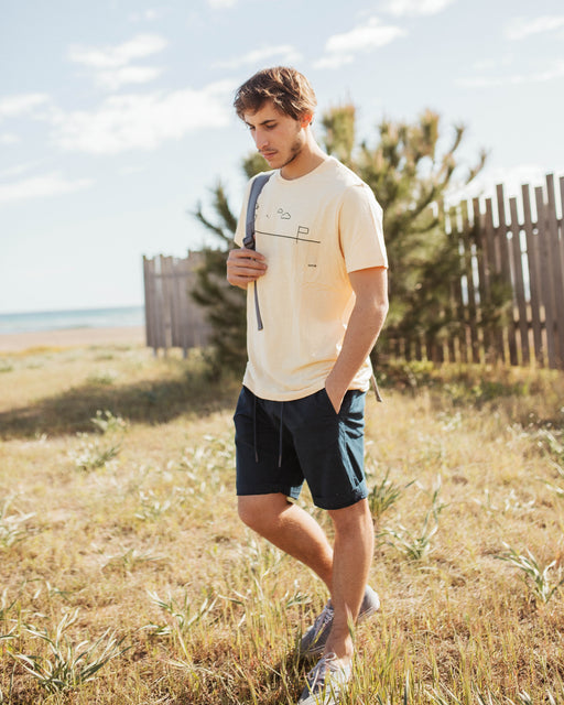 Organic Beyond the Horizon | T-shirts & Sweatshirts | Lefrik | [product_tag] - Fair Bazaar Ethical Living