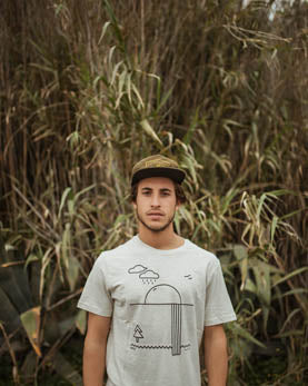 Organic Friends of Nature | T-shirts & Sweatshirts | Lefrik | [product_tag] - Fair Bazaar Ethical Living