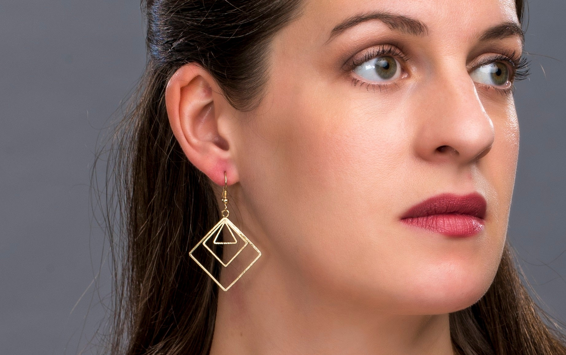 Mona Earrings | Accessories | Daughters of The Ganges | [product_tag] - Fair Bazaar Ethical Living