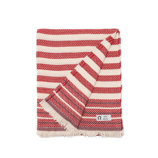 Upcycled Cotton Beach Towel Sassi | Beachwear | Rifò Lab | [product_tag] - Fair Bazaar Ethical Living