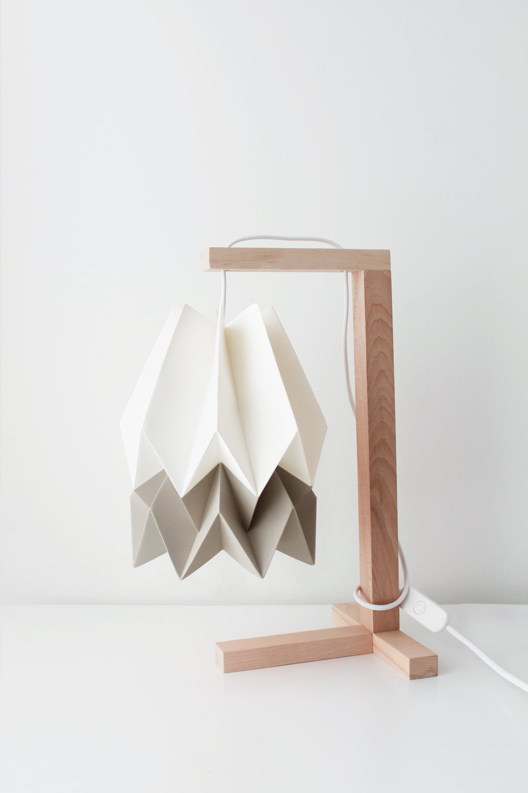Orikomi Table Striped Lamp | Home | Orikomi | [product_tag] - Fair Bazaar Ethical Living