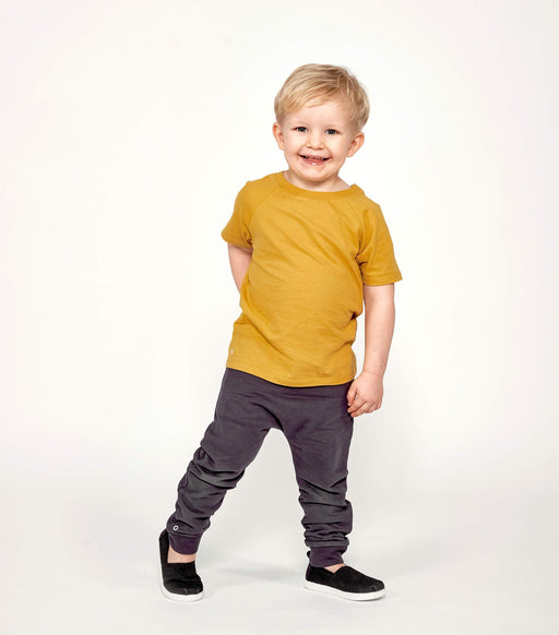 Orbasics-Kids-tshirt-honey-gold
