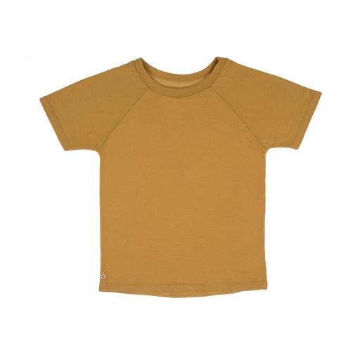 Orbasics-Kids-t-shirt-honey-gold