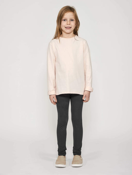 Mighty Longsleeve - Seashell Blush - Fair Bazaar Ethical Living