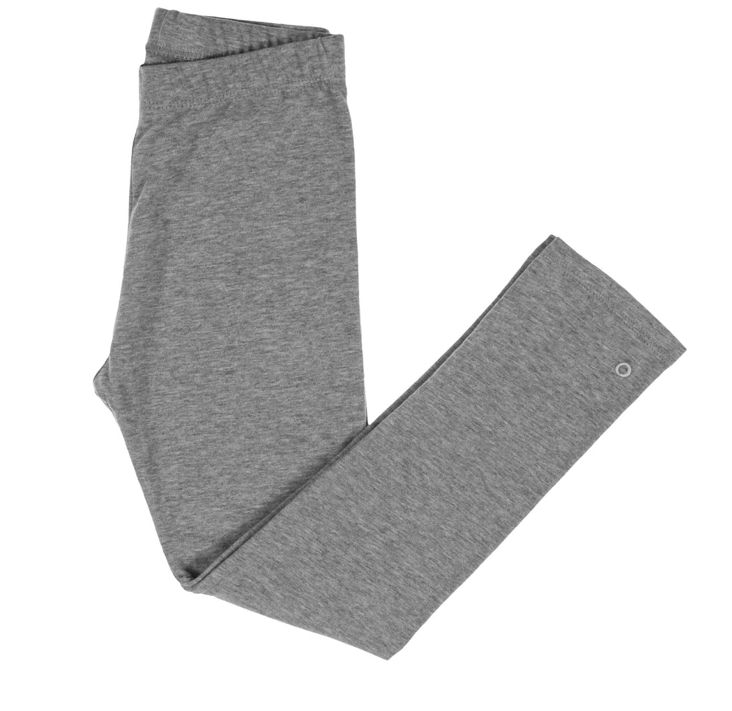 Play-All-Day Leggings - Midgrey Melange | Trousers & Shots | ORBASICS | [product_tag] - Fair Bazaar Ethical Living