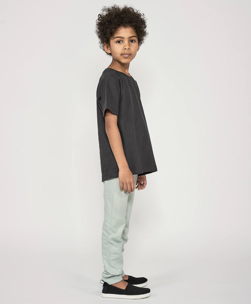 Oh-So-Easy Pants - Aqua Grey