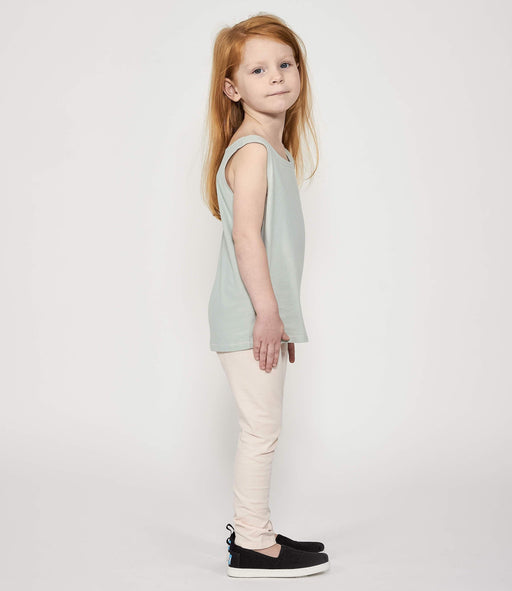 Cool Tank - Aqua Grey - Fair Bazaar Ethical Living