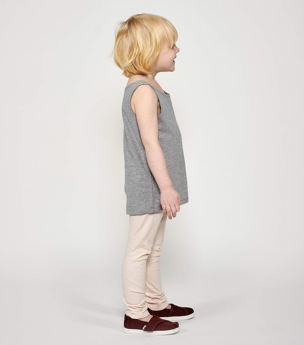 Cool Tank - Midgrey Melange | T-shirts & Tops | ORBASICS | [product_tag] - Fair Bazaar Ethical Living