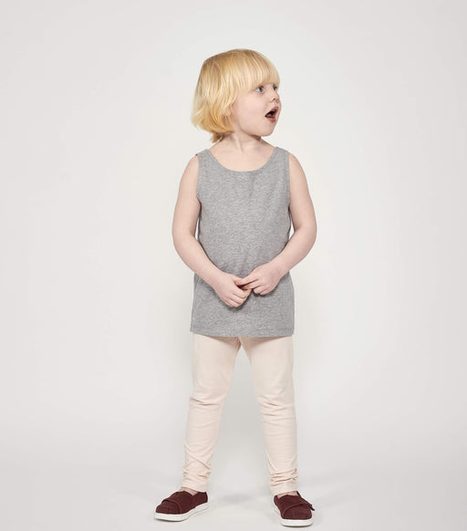 Cool Tank - Midgrey Melange - Fair Bazaar Ethical Living
