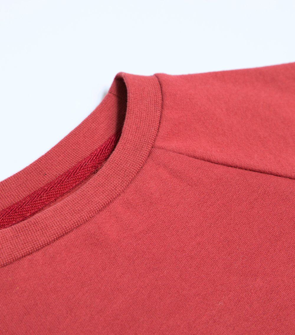 Oh-So Cosy Sweater - Pomegranate | Sweaters | ORBASICS | [product_tag] - Fair Bazaar Ethical Living