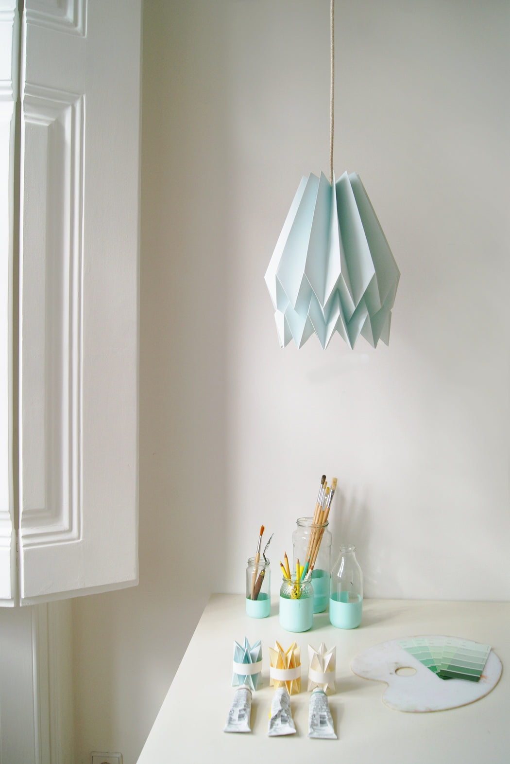 Orikomi Lamp | Home | Orikomi | [product_tag] - Fair Bazaar Ethical Living