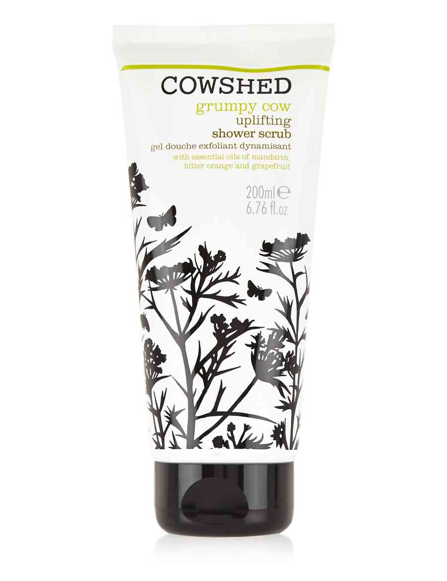 Shower Scrub | Grumpy Cow | Beauty | Cowshed | [product_tag] - Fair Bazaar Ethical Living