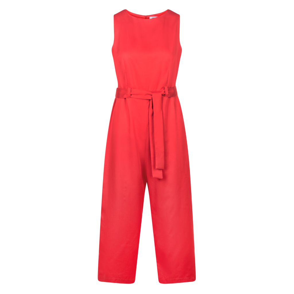 Innocence Jumpsuit | Red Mars | Dresses & Jumpsuits | Rhumaa | [product_tag] - Fair Bazaar Ethical Living