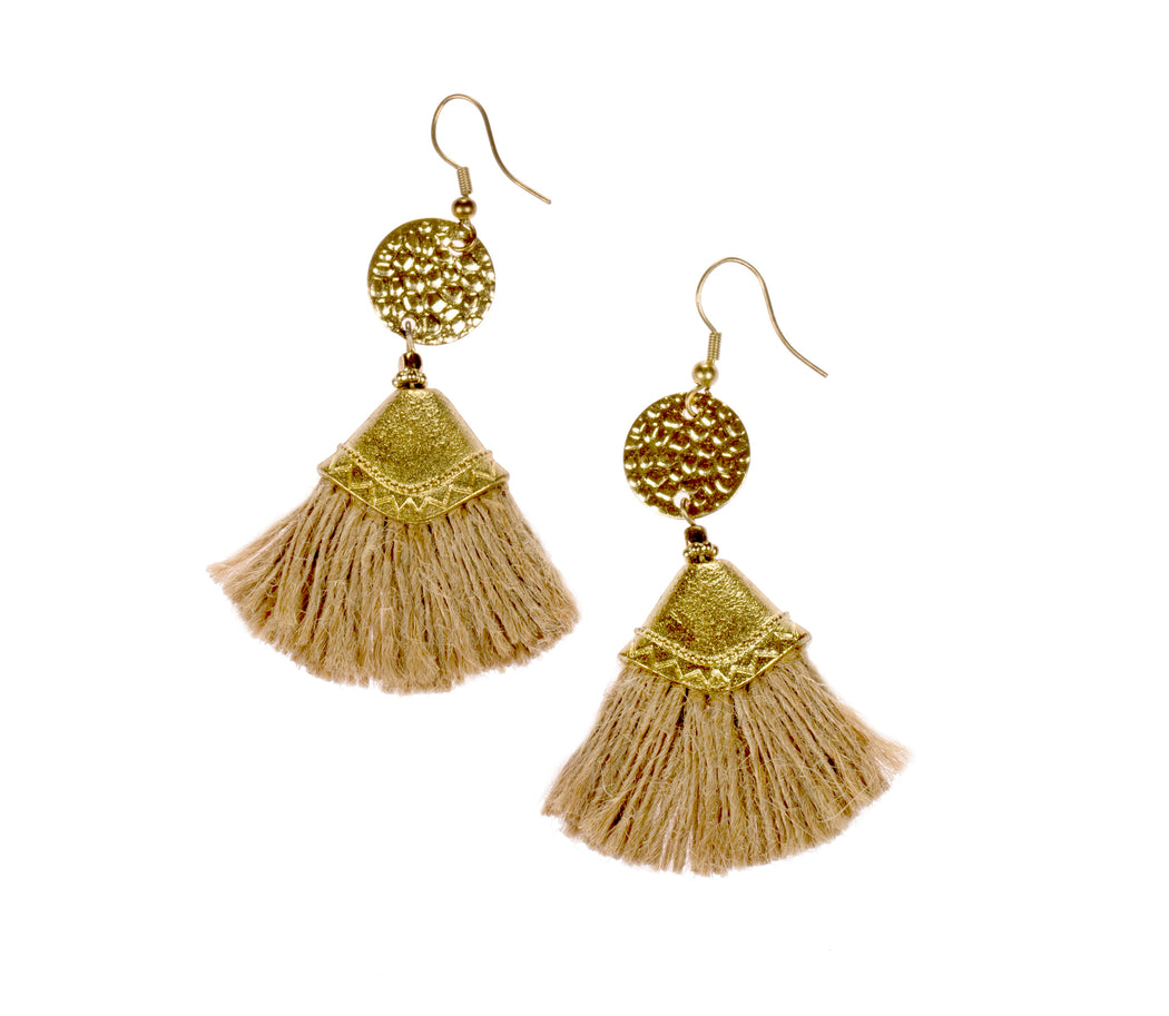Rohini Earrings | Accessories | Daughters of The Ganges | [product_tag] - Fair Bazaar Ethical Living