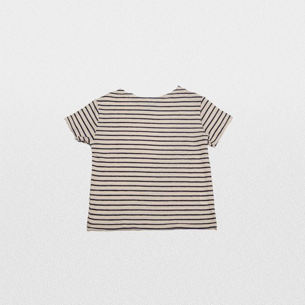 T-shirt Stripes | T-shirts & Tops | One of Us | [product_tag] - Fair Bazaar Ethical Living