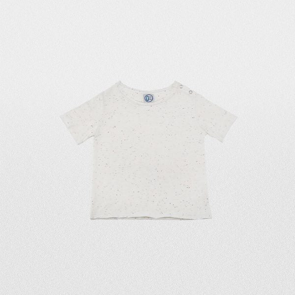T-Shirt White Sky | T-shirts & Tops | One of Us | [product_tag] - Fair Bazaar Ethical Living